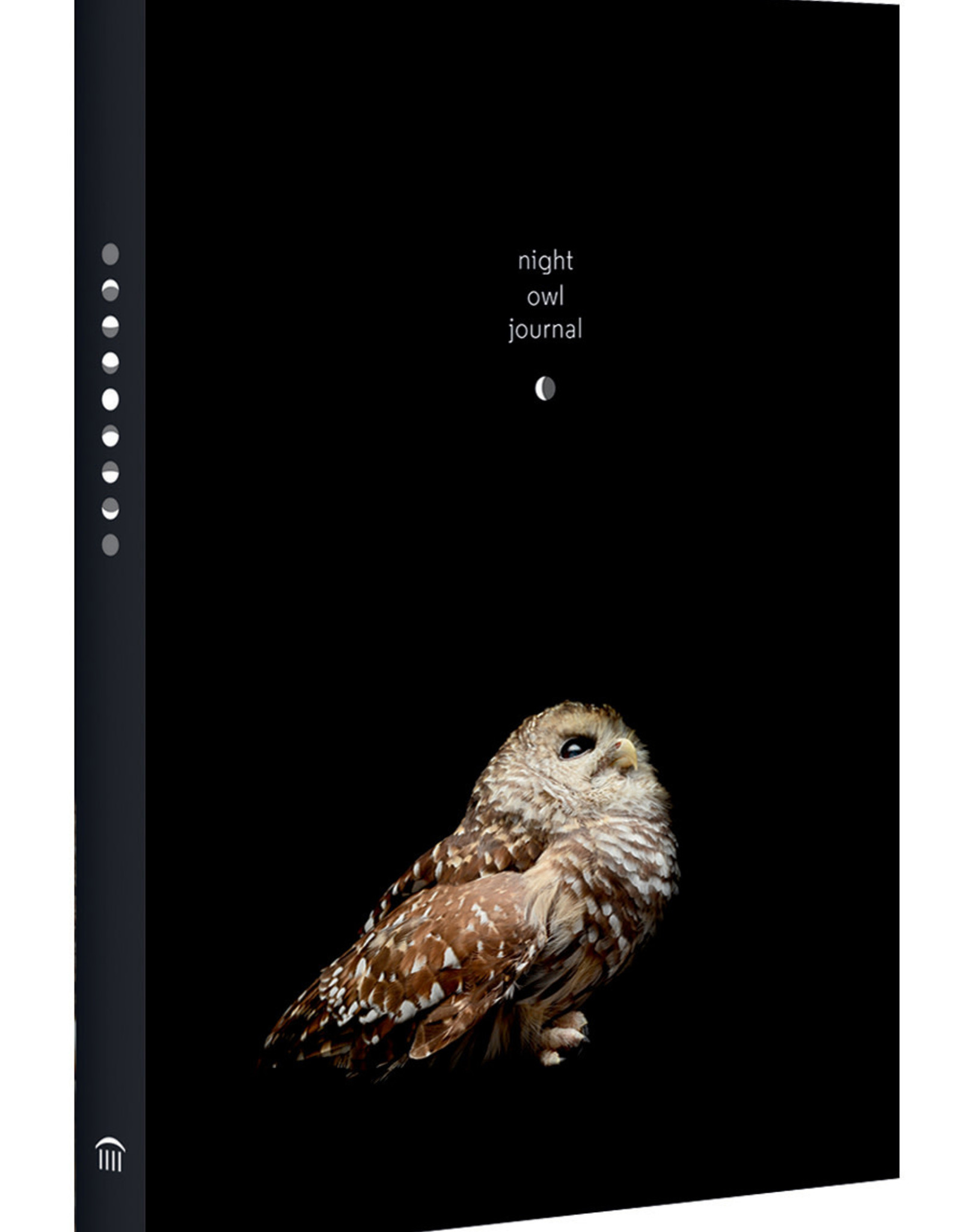 Night Owl Journal by Traer Scott