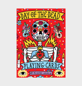 Playing Cards: Day of the Dead by Ricardo Cavolo