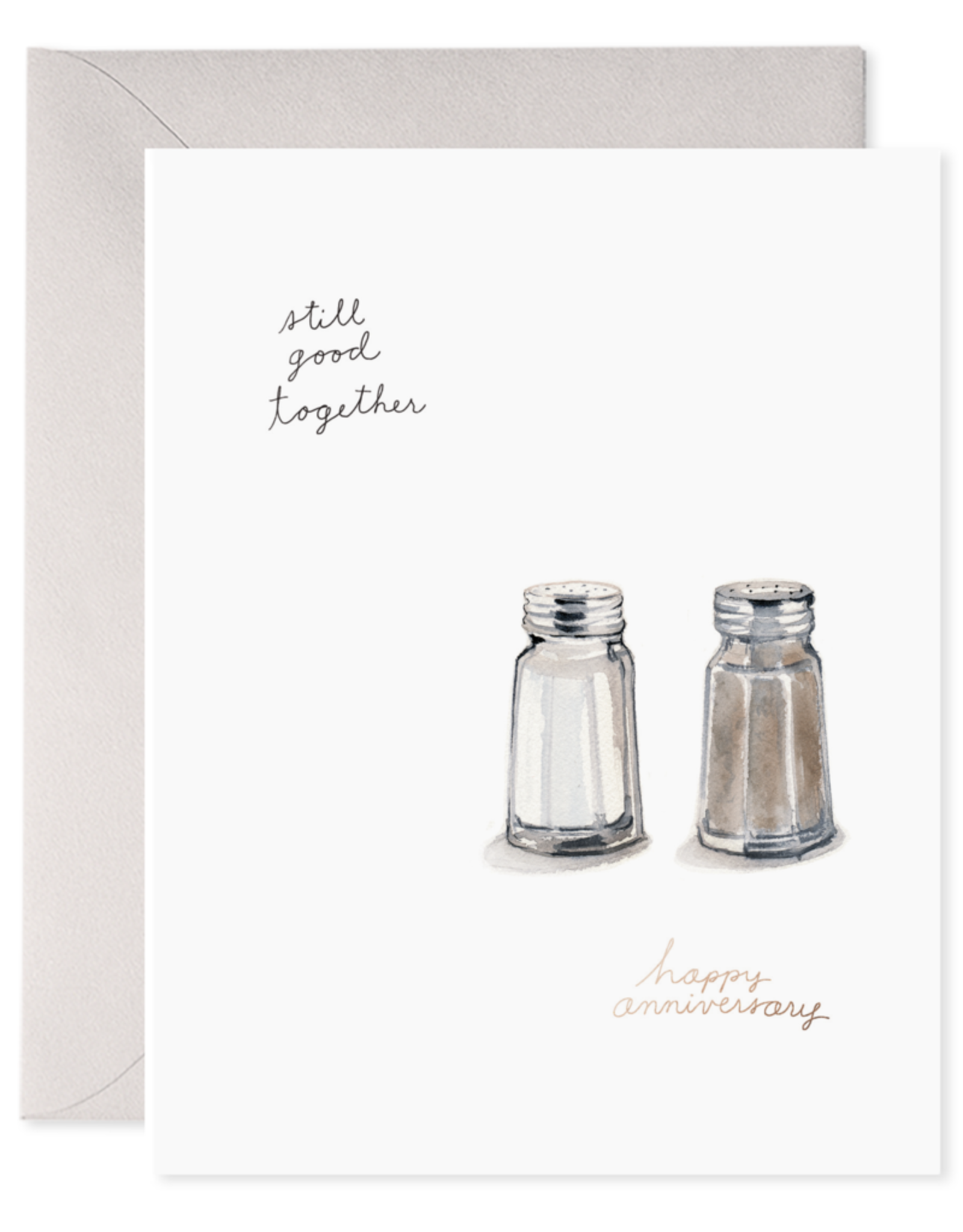 """""""Still Good Together"""" Anniversary Greeting Card - E. Frances Paper"""