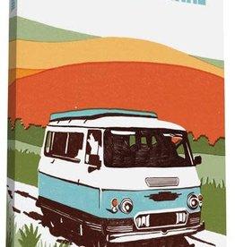 Sukie Travel Journal: Sunshine Camper