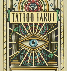 Tattoo Tarot by Diana McMahon-Collis illustrated by MEGAMUNDEN