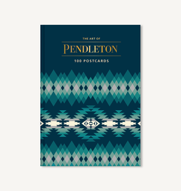 The Art of Pendleton Postcard Box: 100 Postcards