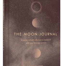The Moon Journal, A Journey of Self-Reflection Through the Astrological Year