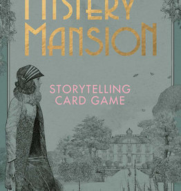 The Mystery Mansion Storytelling Card Game Illustrations by Lucille Clerc