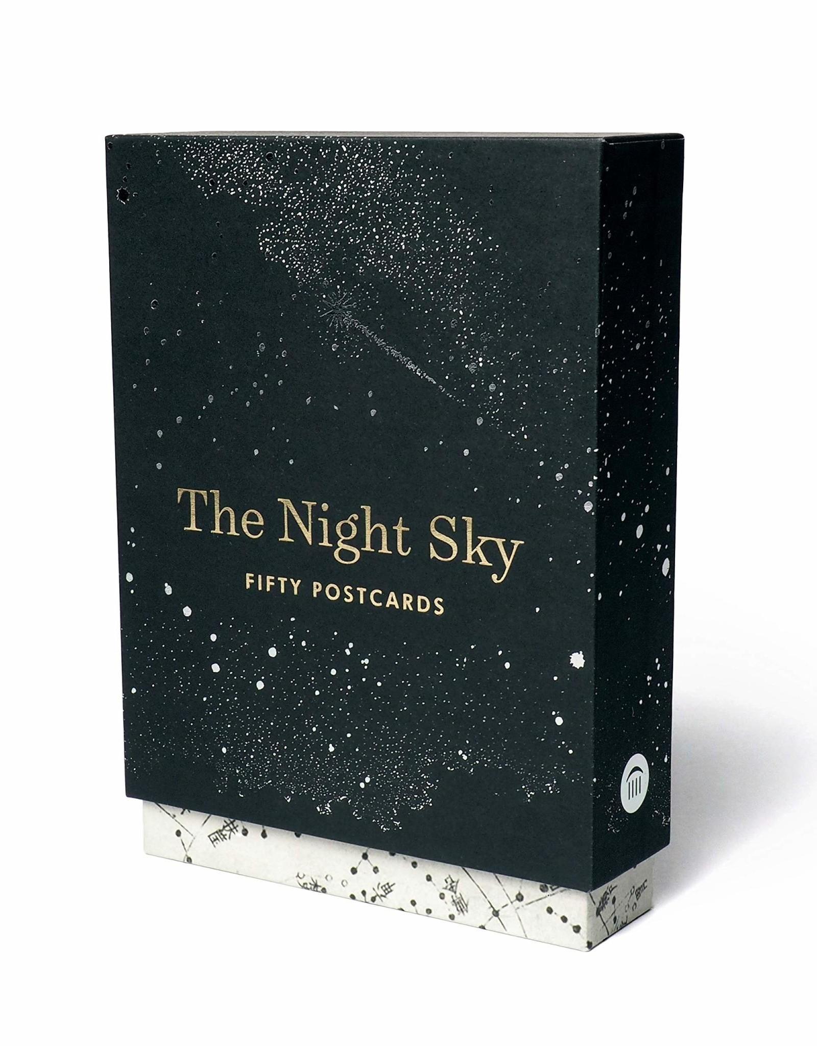 The Night Sky 50 Postcards