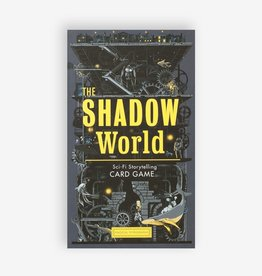 The Shadow World: A Sci-fi Storytelling Card Game  illustrated by Shan  jiang
