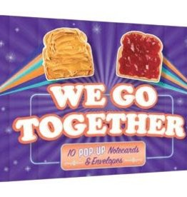 We Go Together Pop-Up Notecards