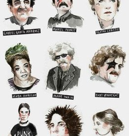 The Punk Rock Writers Journal by Wendy MacNaughton