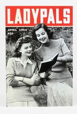 Ladypals 1954 Postcard, by Sean Tejaratchi