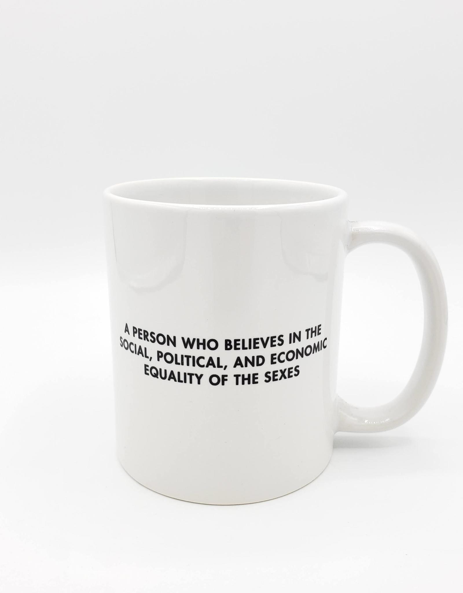 Seltzer Feminist Mug by Seltzer