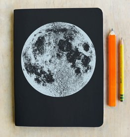 Journal Moon Sketchbook - Little Lark