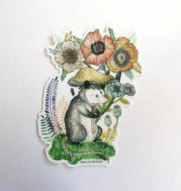 Marika Paz Bloom Lover Sticker - Marika Paz