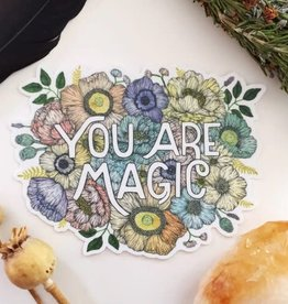 Marika Paz You Are Magic Sticker - Marika Paz