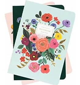 Journal botanical Garden Party set of 3