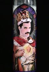 Freddie Mercury Prayer Candle by Eternal Flame