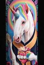 Unicorn Prayer Candle by Eternal Flame