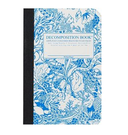 Michael Roger Decomposition Notebook Sewn Pocket Sized Under the Sea
