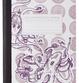 Michael Roger Decomposition Notebook Sewn Pages Octopie