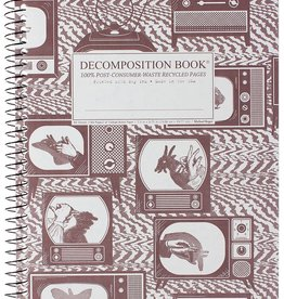 Michael Roger Decomposition Notebook Spiral Bound Shadow Puppets
