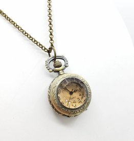 IGNY Mini Antique Style 7 Pendant Watch