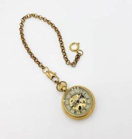 IGNY Soho Old Fashioned Mechanical Pocket Watch