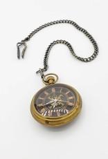 IGNY Large Paris Antique Mechanical Pocket Watch
