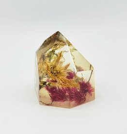 Flora Crystal, Medium