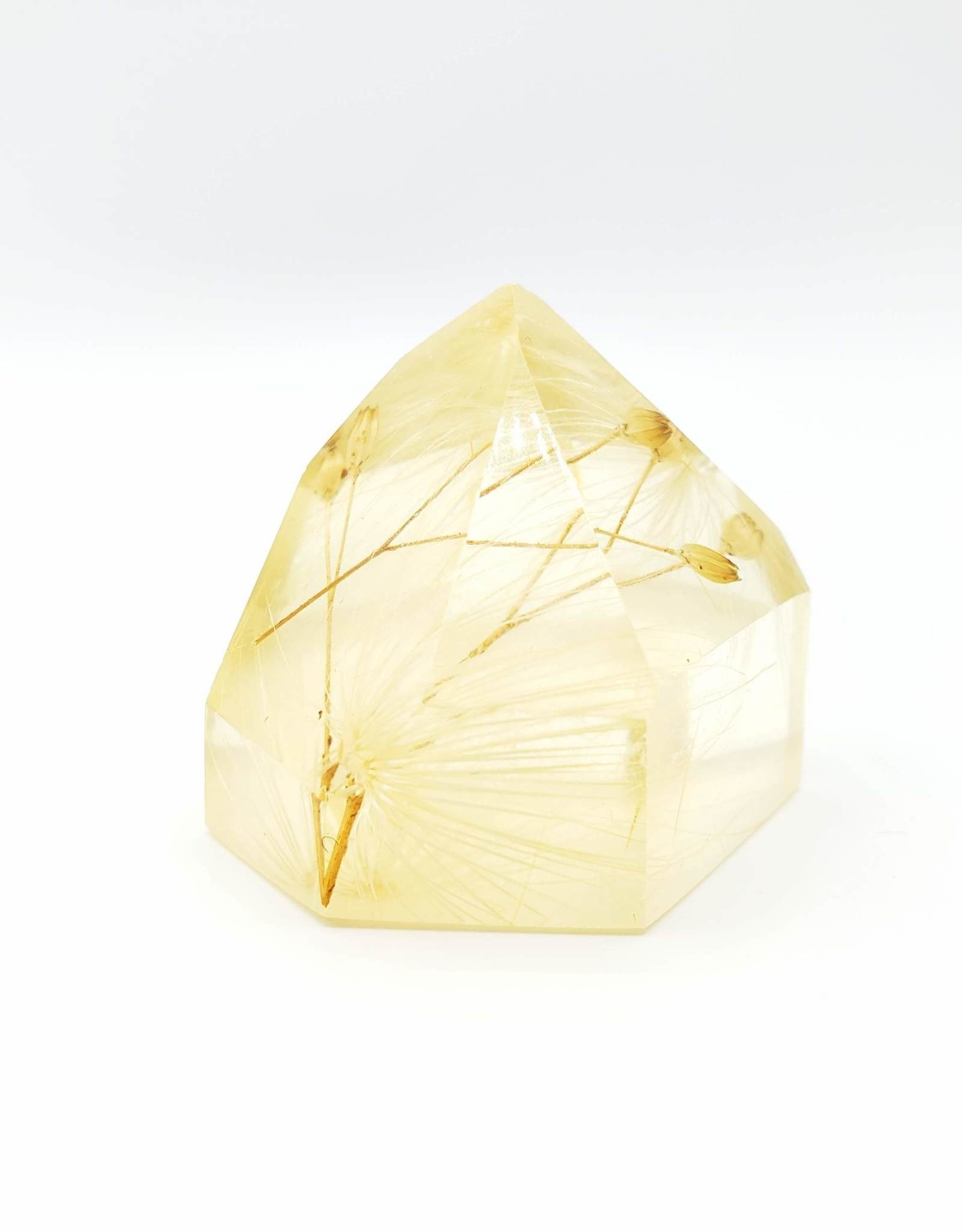 Dandelion Crystal, Medium