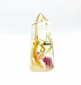 Flora Crystal Sparse, Large