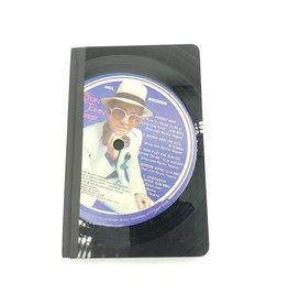 Elton John Vintage Vinyl Journal, Small - Vinylux SPECIAL