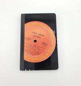 Janis Joplin Vintage Vinyl Journal, Small - Vinylux SPECIAL