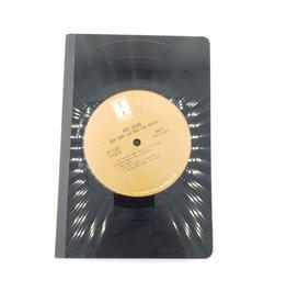Pete Seeger Vintage Vinyl Journal, Large - Vinylux