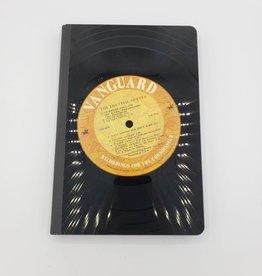 Essential Odetta Vintage Vinyl Journal, Large - Vinylux