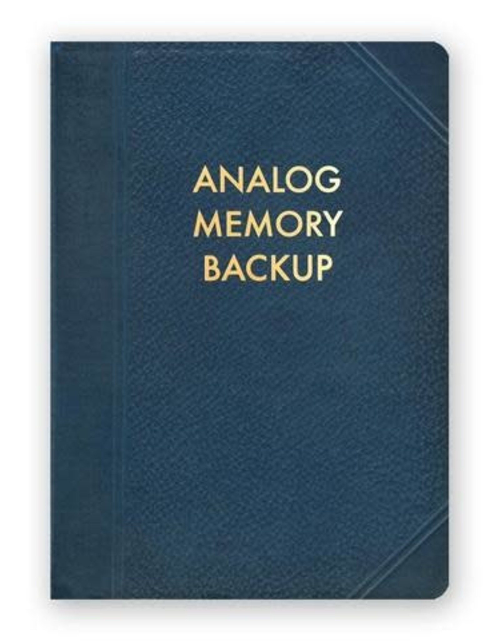 "Mincing Mockingbird ""Analog Memory Backup"" Journal by Mincing Mockingbird"