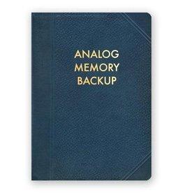 "Mincing Mockingbird ""Analog Memory Backup"" Journal by Mincing Mockingbird"