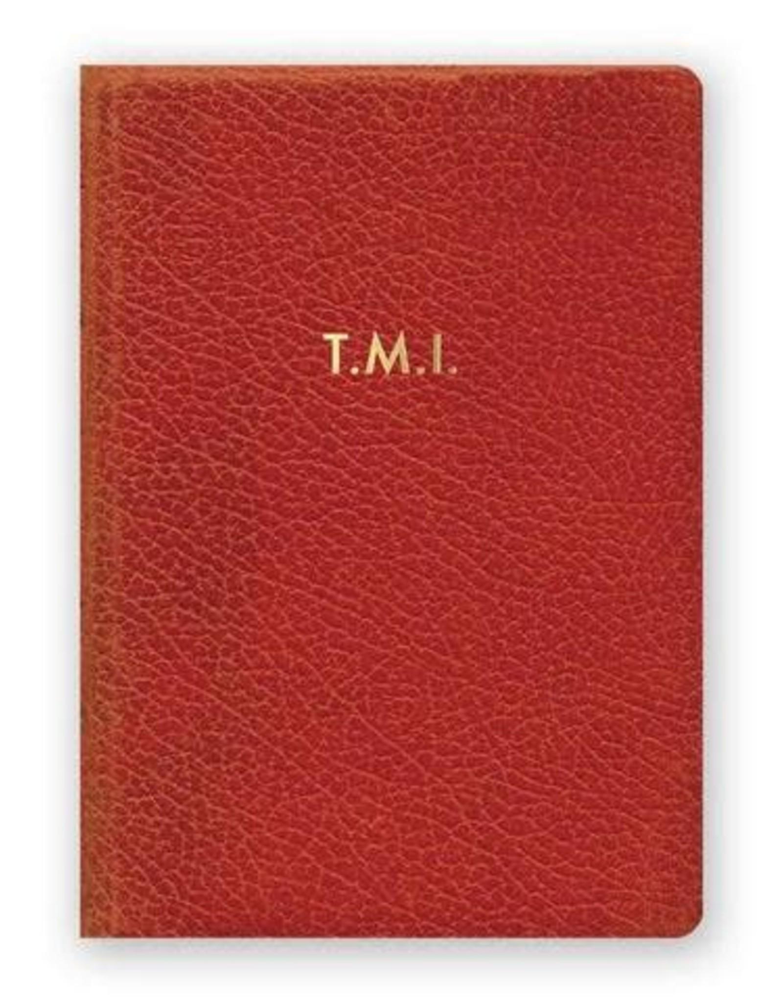 "Mincing Mockingbird ""T.M.I."" Journal by Mincing Mockingbird"