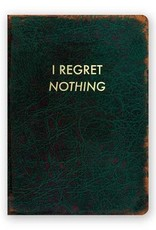 "Mincing Mockingbird ""I Regret Nothing"" Journal by Mincing Mockingbird"