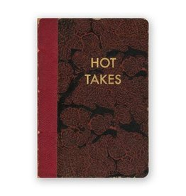 "Mincing Mockingbird ""Hot Takes"" Mini Journal by Mincing Mockingbird"