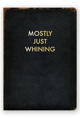 "Mincing Mockingbird ""Mostly Just Whining"" Journal by Mincing Mockingbird"