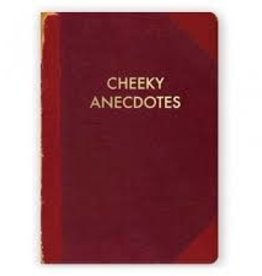 "Mincing Mockingbird ""Cheeky Anecdotes"" Journal by Mincing Mockingbird"