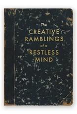 "Mincing Mockingbird ""Creative Ramblings of a Restless Mind"" Journal by Mincing Mockingbird"