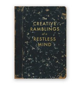 "Mincing Mockingbird ""Creative Ramblings of a Restless Mind"" Journal by Mincing Mockingbird"