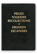 """Mincing Mockingbird """"Pieced Together Recollections"""" Journal by Mincing Mockingbird"""