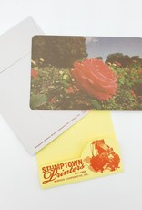 """City of Roses"" Greeting Card - Stumptown Printers"