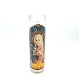Khaleesi Prayer Candle by Eternal Flame