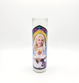 Dolly Parton Prayer Candle by Eternal Flame