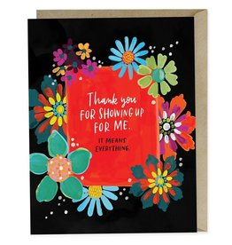 """Emily McDowell """"Thank You"""" Greeting Card - Emily McDowell"""