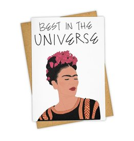 """Best In the Universe"" Greeting Card - Tay Ham"