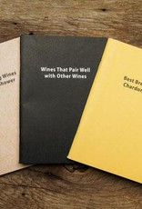Whiskey River Soap Co. Journals for Winos - 3 pack, by Whiskey River