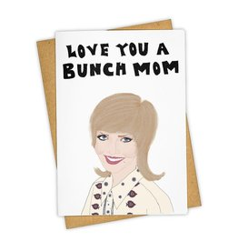 """Love you a Bunch Mom"" Greeting Card - Tay Ham"